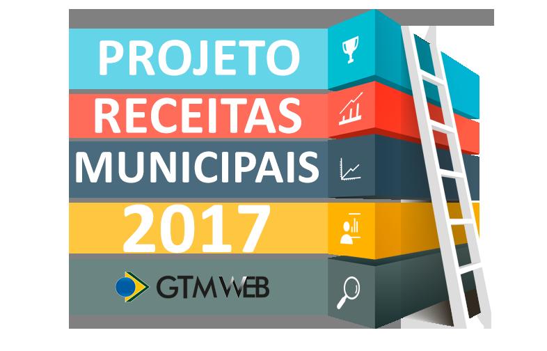 Projeto Receitas Municipais 2017