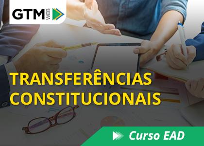 Curso de Transferências Constitucionais
